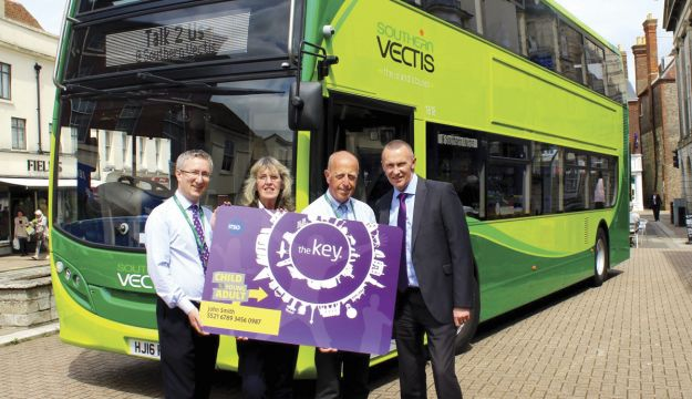 Southern Vectis shows off new fleet