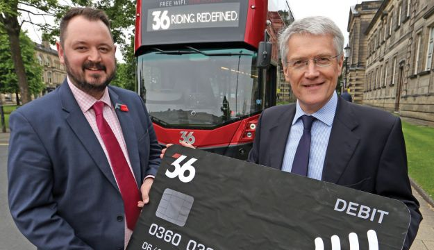 Transdev launches contactless payments