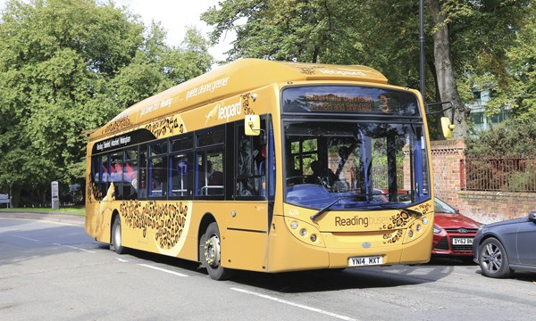 £30m for green buses