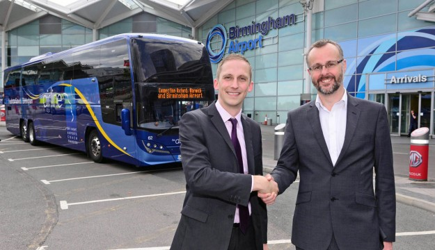 Oxford launches airport route