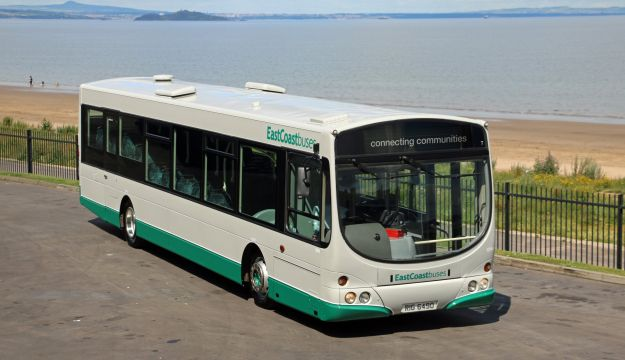 EastCoastbuses launched