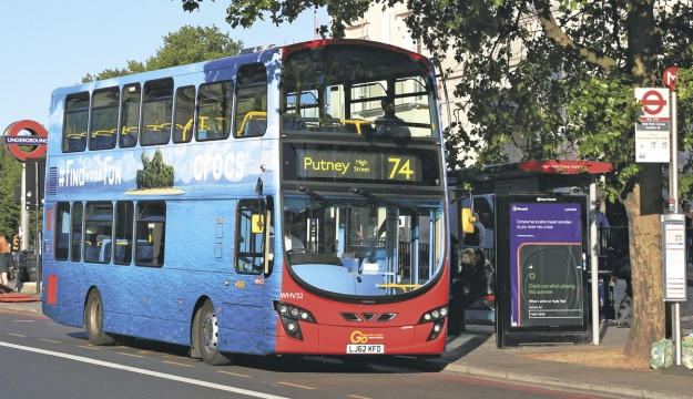 Low Emission Bus Zones announced
