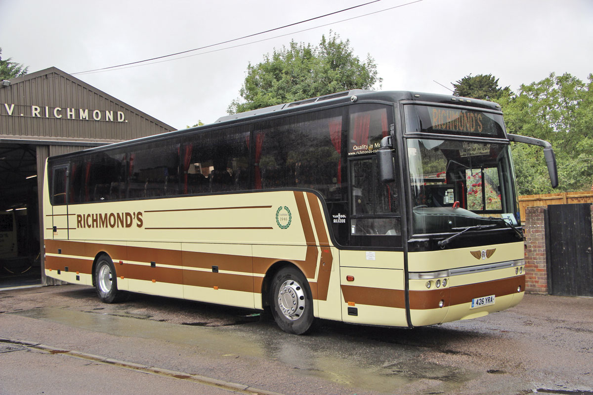 Richmond S Coaches Bus Amp Coach Buyer