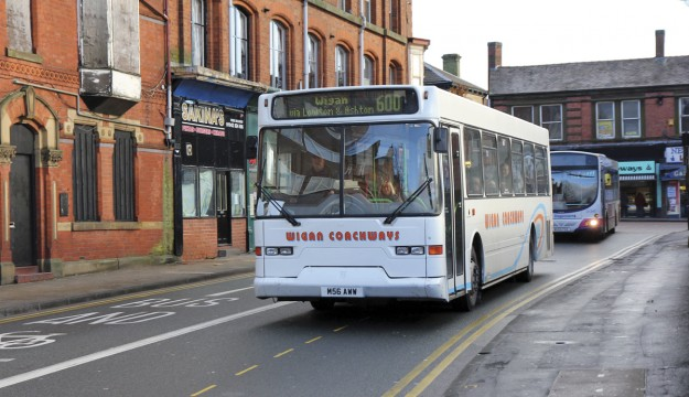 Rotala acquires Wigan Coachways