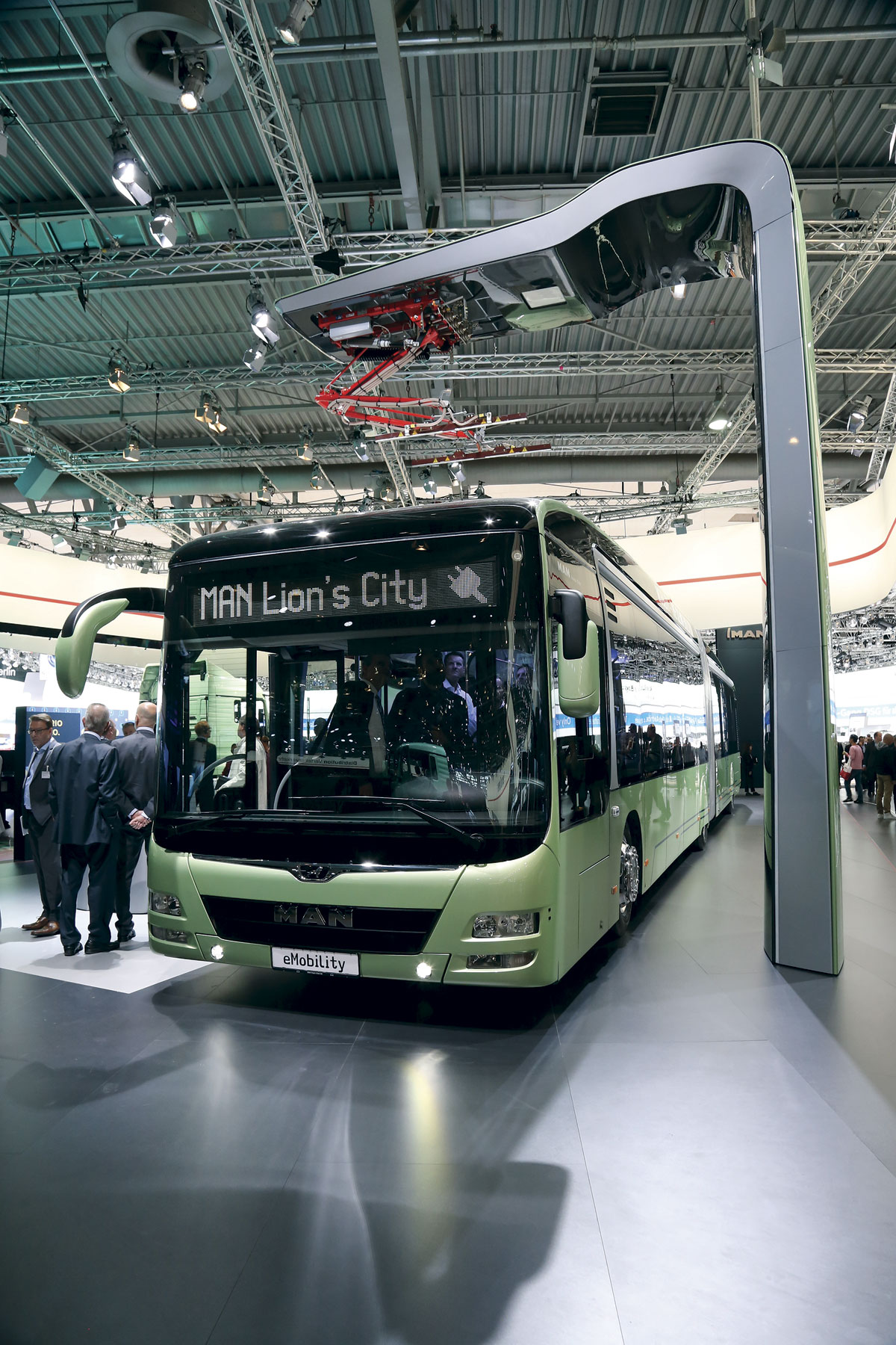 Iaa 2016 Electromobility To The Fore Bus Amp Coach Buyer