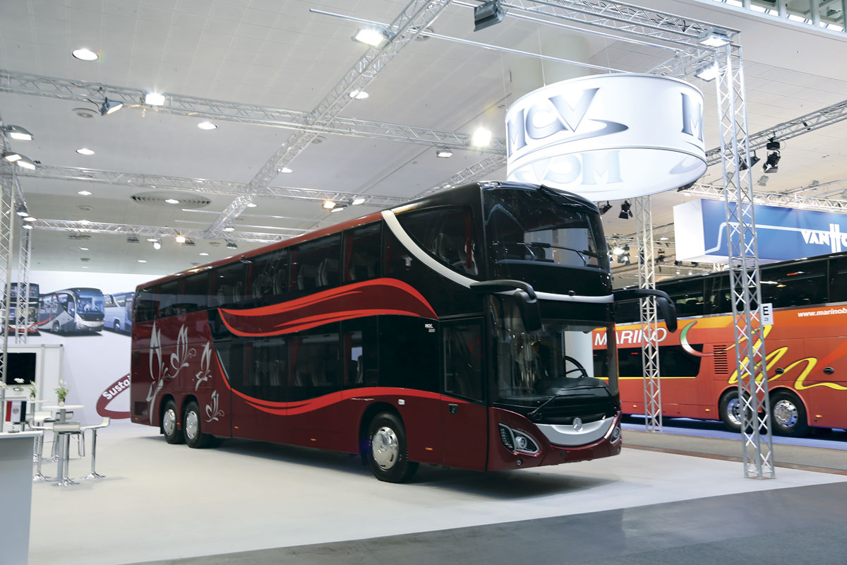 IAA 2016 - Electromobility to the fore - Bus & Coach Buyer