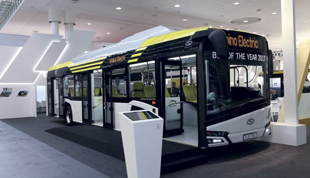 208 Solaris hybrids for Belgium