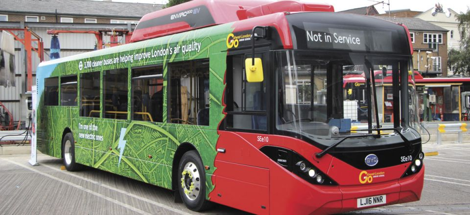 The first of the BYD ADL Enviro200EVs to be delivered has been adorned in this vinyl promotional scheme. I don't think the intention is to extend its use to the rest of the fleet