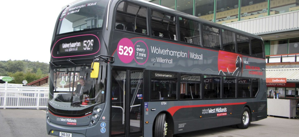 The new buses mark a huge step forward from the 14 year old Tridents they replace