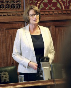 Transport Select Committee Chair, Louise Ellman