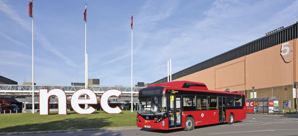 Euro Bus Expo 2016 - Large vehicle review
