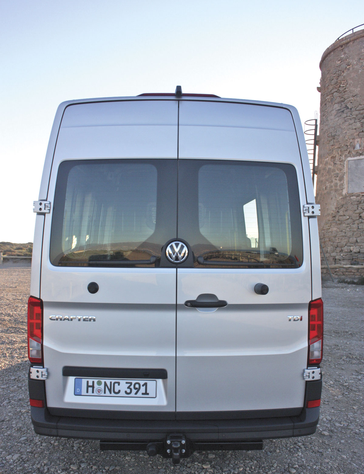 Vw Crafter A Closer Look Bus Amp Coach Buyer