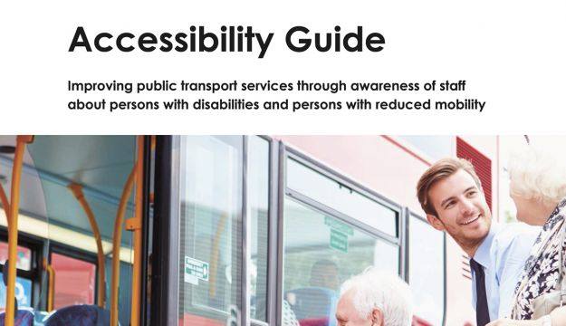 Bus Users welcomes guide
