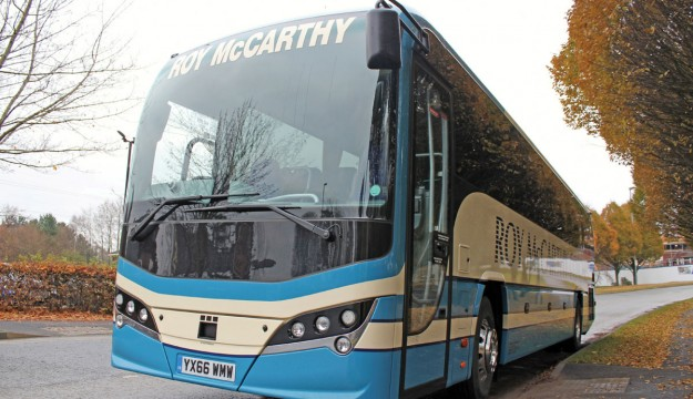 McCarthy orders industry first