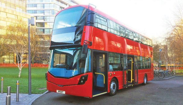 London phasing out diesels