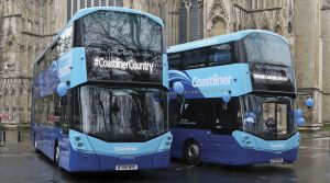 Coastliner upgrades
