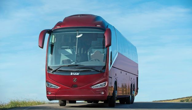 Irizar i6S is Spanish Coach of the Year
