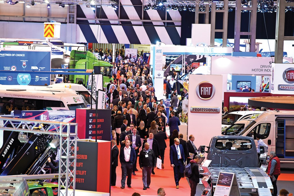 A busy scene from last year's CV Show. This year's is set to be even bigger.