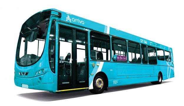 New look for Arriva