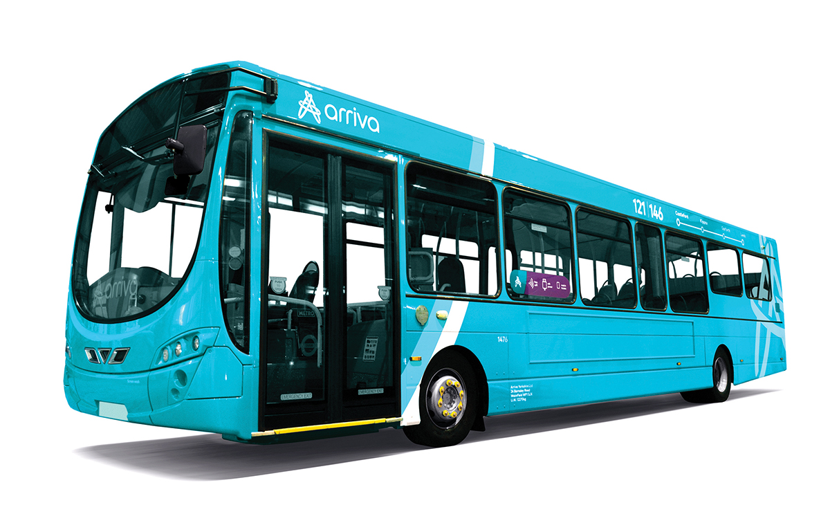 New Look For Arriva Bus Amp Coach Buyer