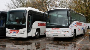 Chambers Coaches acquired