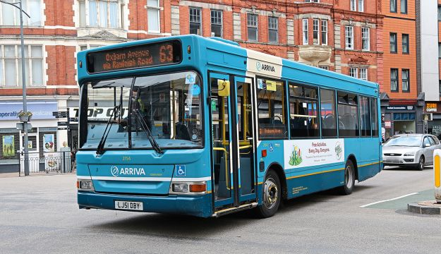 Diamond takes on Arriva Wednesfield