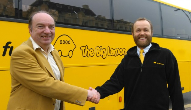 Norman Baker becomes Big Lemon MD