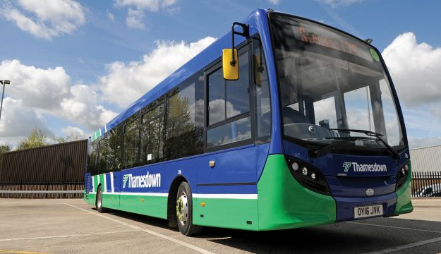 New buses and fare policies at Thamesdown