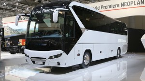 Neoplan Tourliner wins iF Design Award 2017