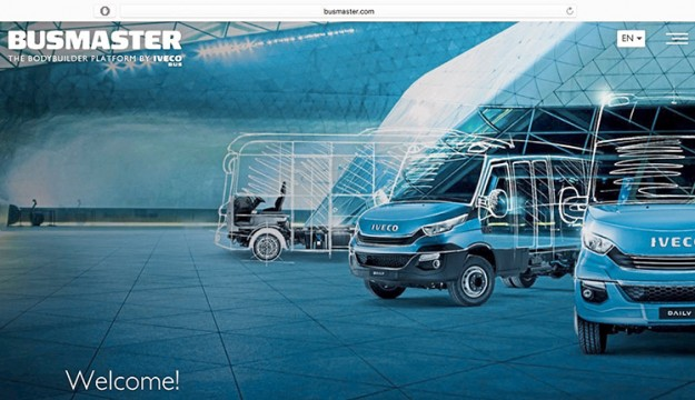 Iveco launches new Busmaster website
