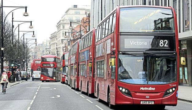 Oxford Street buses rerouted