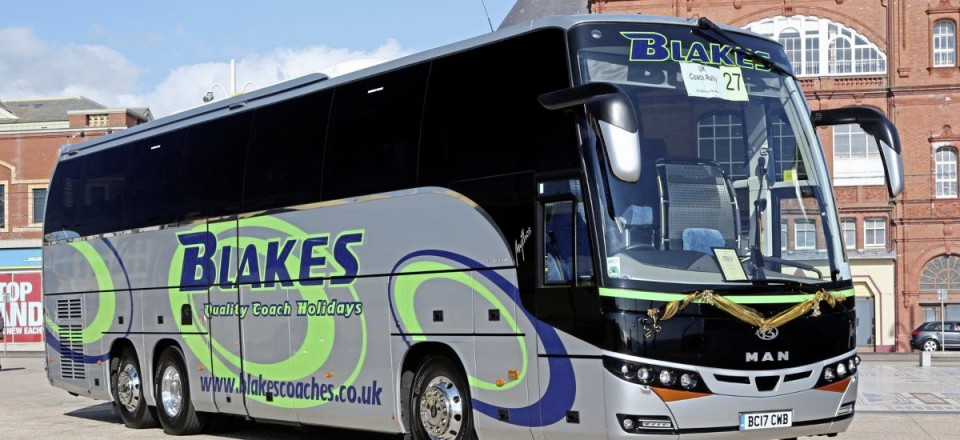 Entry 27 Blakes Coaches