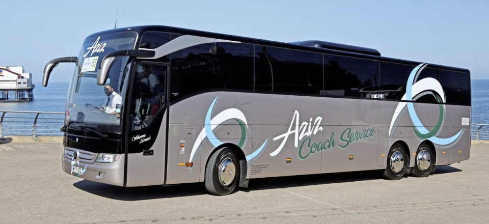 Entry 55 Aziz Coach Services