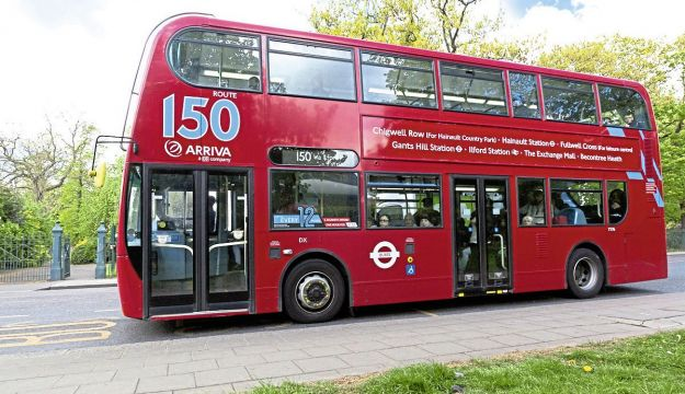 'Tube-style' approach for London buses