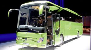 New Mercedes-Benz Tourismo
