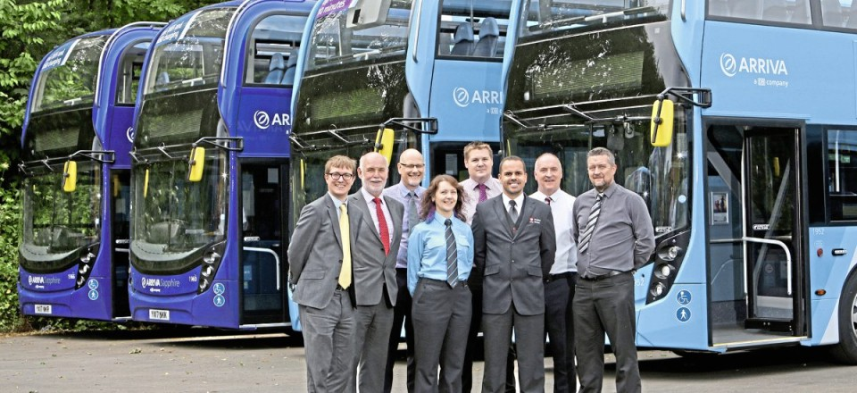 Arriva investing in West Yorkshire
