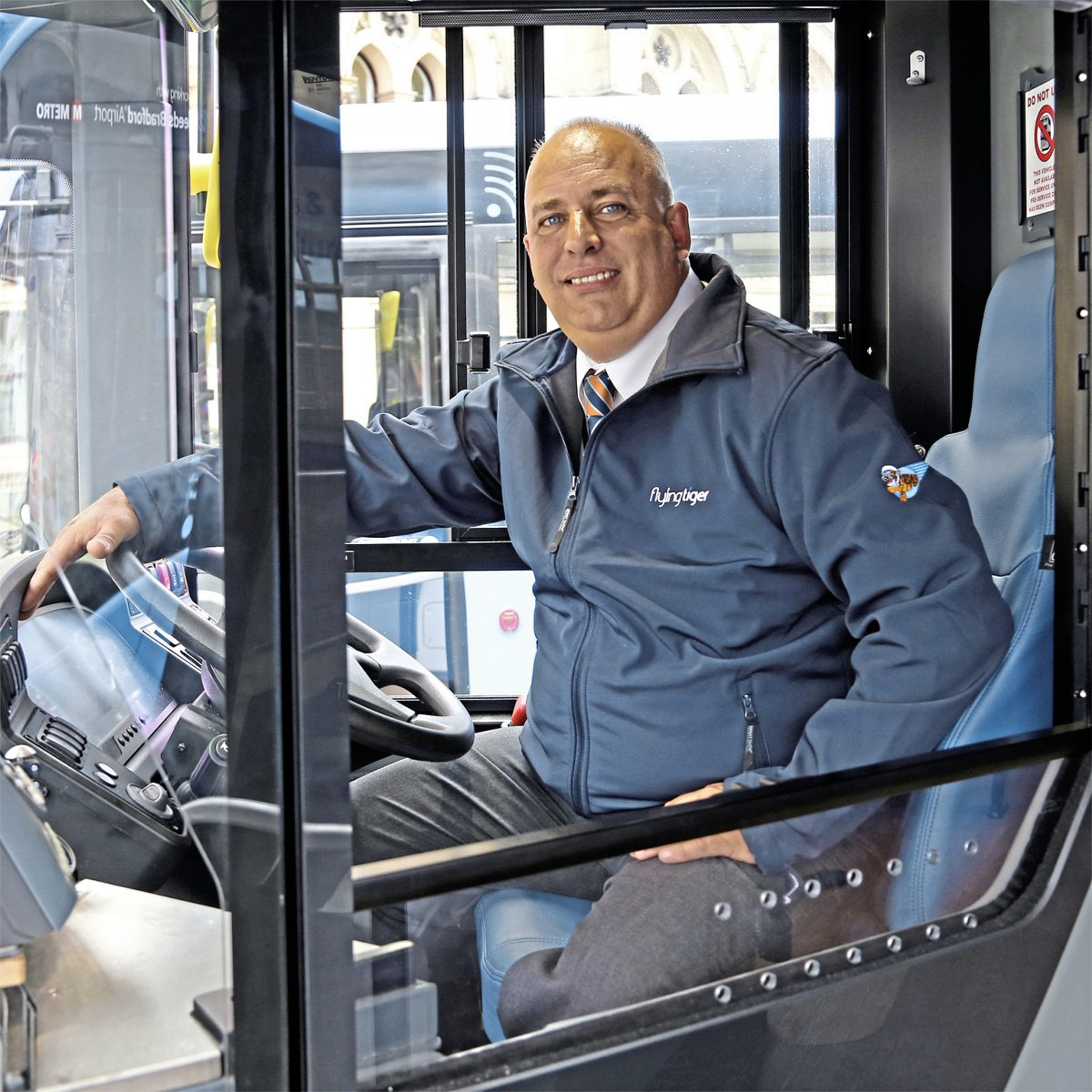 In Idle West Yorkshire: Bus & Coach Buyer