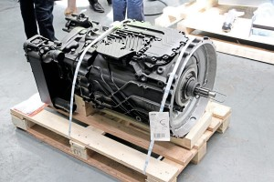 ZF's Traxon automated transmission will shortly be offered in place of the ZF AS.Tronic.
