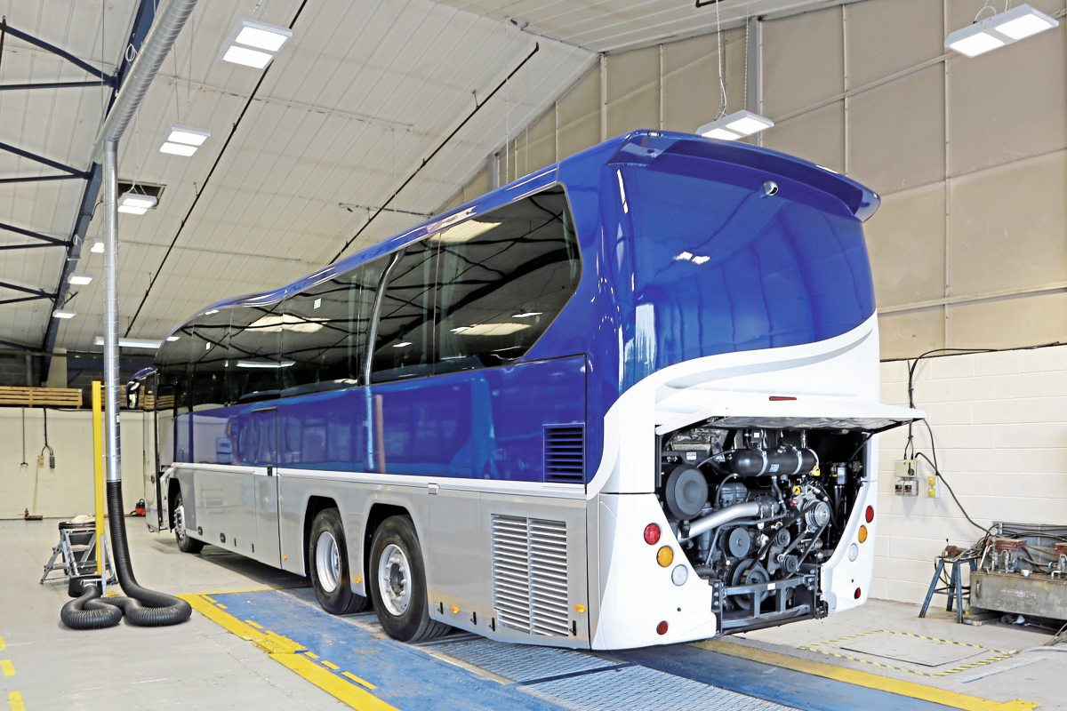 ADL meets the press - Bus & Coach Buyer