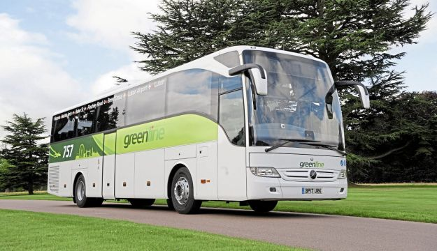 Arriva invests in Greenline coaches