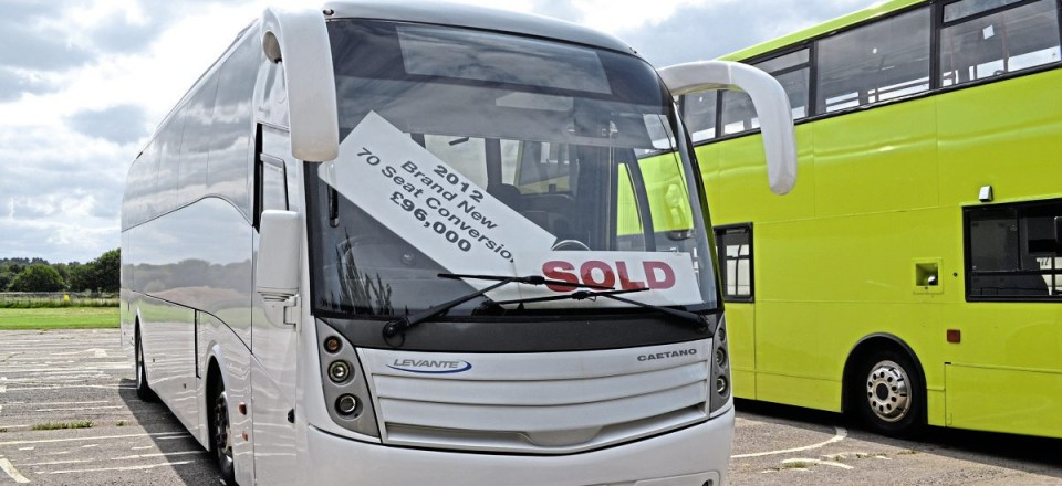 Procters Coach and Bus Sales