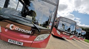 Arriva/Carousel agreement to end