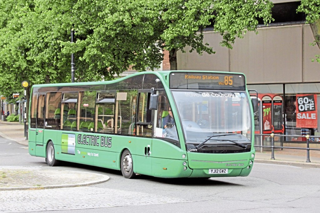 MdeC Optare Electric