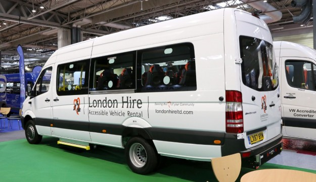 London Hire Treka