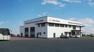 Green light for Volvo's new site