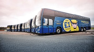 megabus welcomes Elite i coaches