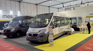 First Orion Es head for Europe