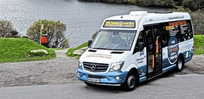 EVM's lowfloor Sprinter success