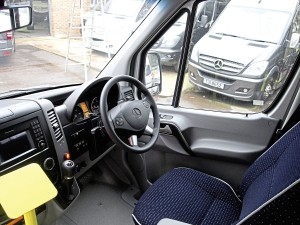 Is the industry due to say goodbye to the steering wheel in years to come?