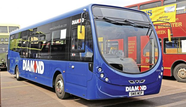 Rotala acquires Birmingham's Central Buses